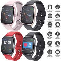 Smartwatch Fitness Tracker Armband Uhr für iPhone Samsung S10 S9 Männer Frauen