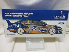 MARK WINTERBOTTOM 2009 BF FALCON FPR OPENING PARTS 1:18