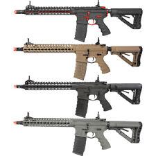 "G&G Combat Machine CM16 SRXL AEG Airsoft Rifle w/ 12"" KeyMod Rail & MOSFET ETU"