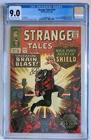 Strange Tales #141 CGC 9.0 - 1st App Mentallo Marvin Flumm Marvel 1966 Comics