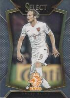 2015 Panini Select Soccer Base Common The Netherlands - Holland - (#96 - #100)