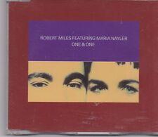 Robert Miles-One &One Cd maxi single