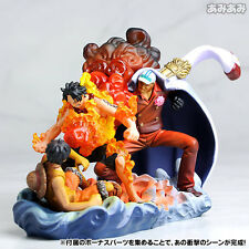 Megahouse One Piece Log Box Logbox Marineford Arc Figure Part 2 Secret Special