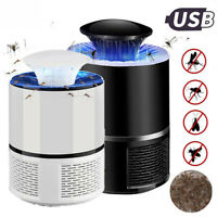 Electric Bug Zapper 5V B Mosquito Killer Lamp Pest Control Insect Trap Lamp-/