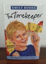 Emily Rodda - The Timekeeper, Omnibus Books 1992 Hardback 1st Edition near Fine