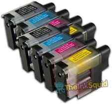 8 LC900 cartouche d'encre set pour Brother imprimante DCP110C DCP111C DCP115C DCP117C