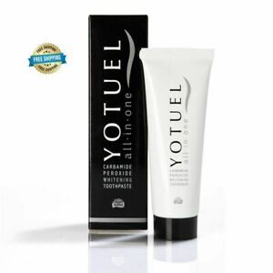 Yotuel All In One WinterGreen Intensive WHITENING TOOTHPASTE 75ml