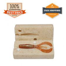 "Crayfish Craw Fishing Bait Mold Soft Plastic Lure 70 mm 2.8"""