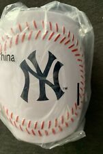 NY YANKEES BASEBALL KOOZIE SGA FOAM BEER CAN TAILGATE  MLB