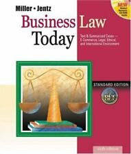 Business Law Today by Roger Leroy Miller