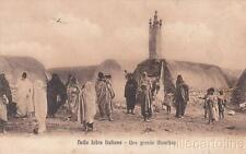 * LIBYA - A Large Mosque, Italian Military Mail, IV Divisione 1913