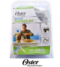 OSTER INDOOR HOME BATHING SHOWER KIT works with or without Hydrosurge RapidBath
