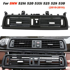 For BMW 5 Series 520 523 525 528 530 Front Console Grill Dash AC Air Vent Black