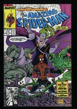 Amazing Spider-Man #319 NM- 9.2 McFarlane! Marvel Comics Spiderman