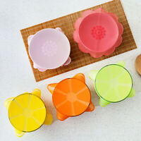 1PC Seal Cover Silicone Stretch Cover Reusable For Bowl Kitchen Creative Tools
