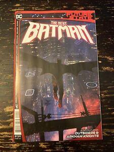 Future State The Next Batman #1 (DC) Free Combine Shipping
