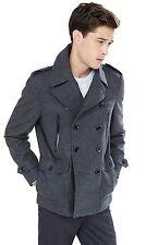 Express Women's Wool Blend Coats & Jackets for Men | eBay