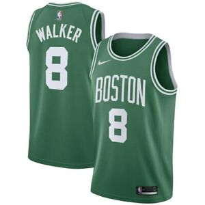 New 2021 Nike Boston Celtics Kemba Walker #8 Icon Edition Swingman Jersey NWT