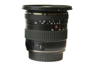 Tamron 19-35mm Auto Focus Lens for Canon - Model A10