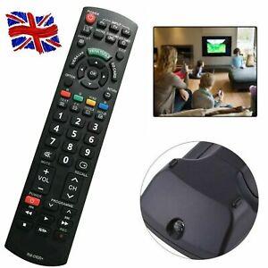Universal Replacement TV Remote Control for Panasonic Viera TV LCD Plasma