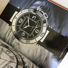 Vintage 2006 Cartier Watches Holiday Gift Book Autumn / Winter Jewelry Watch '06