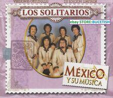 Los Solitarios Mexico y su Musica 3CD New Nuevo sealed