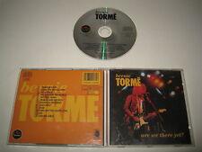 Bernie Tormè/Are we there yet? (HMR XD 168) CD Album