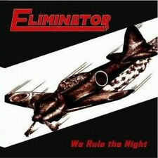 We Rule the Night by Eliminator (CD-2011) NEW