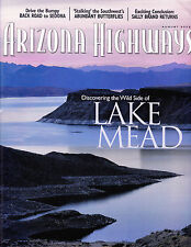 Arizona Highways August 2002 (Vol 78 No 8)