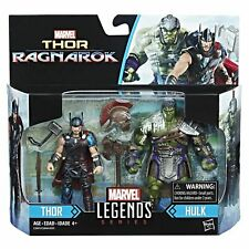 "Marvel Legends ""THOR RAGNAROK""  Thor & Hulk 2-Pack (RARE)"
