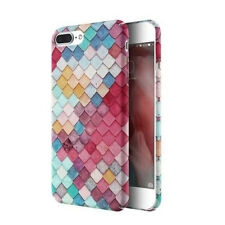 Fashion Cute 3D Mermaid Colorful Fish Scales Case For iPhone 6/6s iPhone 7/Plus