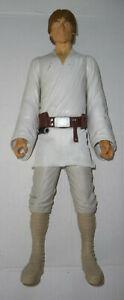 """Jakks Star Wars Big Figs Tatooine Luke Skywalker 18"""" Figure ONLY"""