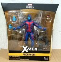 "(IN HAND) HASBRO MARVEL LEGENDS 6"" inch X-MAN ARCHANGEL 2018 Exclusive ACTION FI"