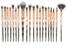 20PCS Professional Diamond Make up Brushes Powder Foundation Eyeshadow Tools UK