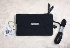 Vera Bradley Strap Wallet Classic Black