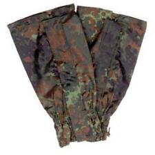 Flecktarn camouflage gaiters