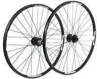 "Tru-build Wheels Bike Wheel MTB 26"" Front Disc Wheel 20mm Mach1 Neuro 26 inch Bl"