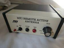 MFJ-1024 REMOTE ACTIVE ANTENNA