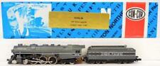 Con Cor N scale 3012 Union Pacific J3A 4-6-4 Hudson steam locomotive MIB Lot 91