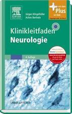 KLINIKLEITFADEN NEUROLOGIE, 4. Auflage, mit Web-Zugang, NEU/OVP