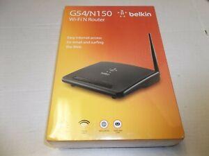 NIP Belkin G54/N150 Wi-Fi N Router