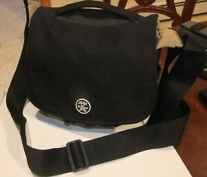 Crumpler The 5 Million Dollar Home Camera Bag Black/Tan Color
