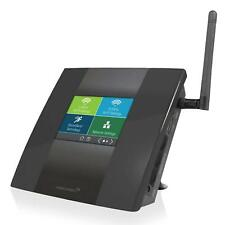 Amped Wireless High Power Touch Screen AC750 Wi-Fi Range Extender (TAP-EX2) by A