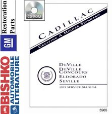 service repair manuals for cadillac eldorado for sale ebay rh ebay com 1995 cadillac eldorado service manual 1998 Cadillac