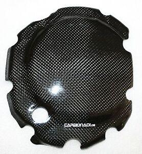 Suzuki GSF600/650 Bandit 1995-2006 Carbon Clutch Cover Carbono Carbone