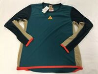 Men's Nike ACG Crew Baselayer Long Sleeve Jersey Size LARGE AQ2306 381 NWT
