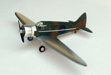 Airspeed AS-5 Courier Light Transport Airplane Desktop Wood Model Small