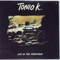 Tonio K. - Life In The Foodchain (Vinyl LP - 1978 - US - Original)