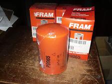 3 FRAMS P9065 FUEL FILTERS     CASE