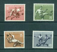 Postfrische Briefmarken aus Europa mit Fußball-Motiv
